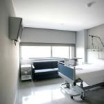 Habitación de planta Hospital Quirón San Camilo