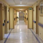 Pasillo Hospital Quirón San Camilo
